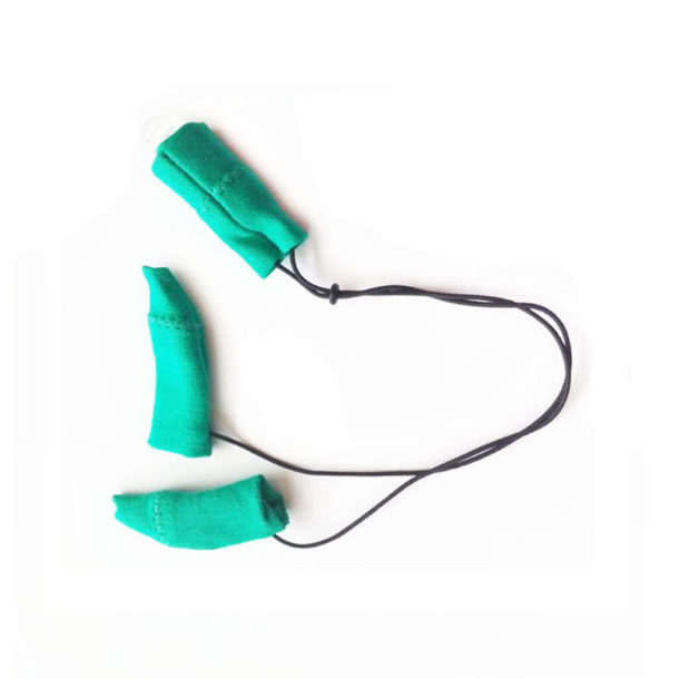 Hearing Aid Protector Cotton Protective Cover For BTE