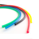 2*3.1mm Size Colorful Soft PVC Tubing Hose Pipe In IEM Acoustic Tube