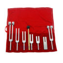 Tuning Fork Sets for Sound Healing Therapy 128HZ Aluminum Alloy Medical
