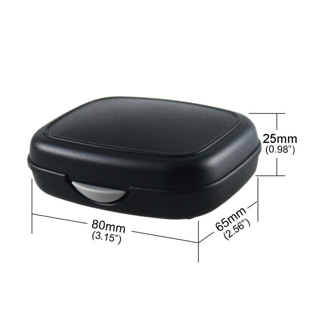 hearing aid storage box