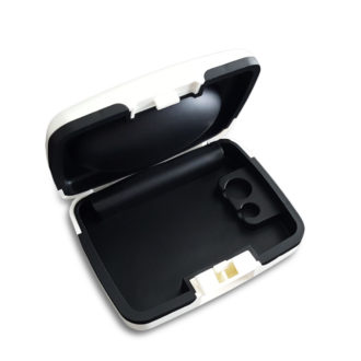 hearing aid storage case
